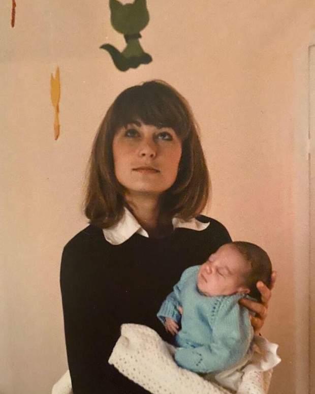Кейт Міддлтон з мамою