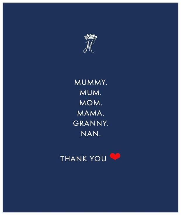 День матері у Британії