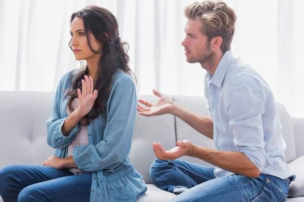 Зіпсовані стосунки
