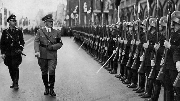 німеччина гітлер