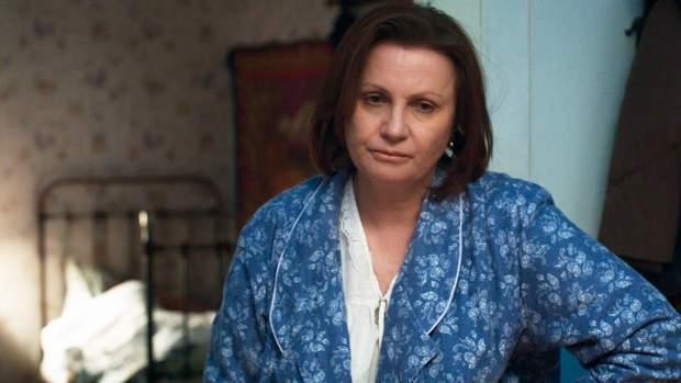 Акторка Ірина Мак в серіалі