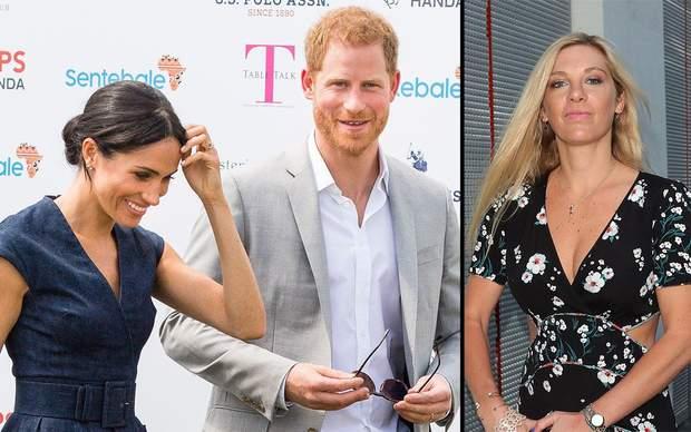 Принц Гаррі зустрівся на вечірці з колишньою дівчиною Челсі