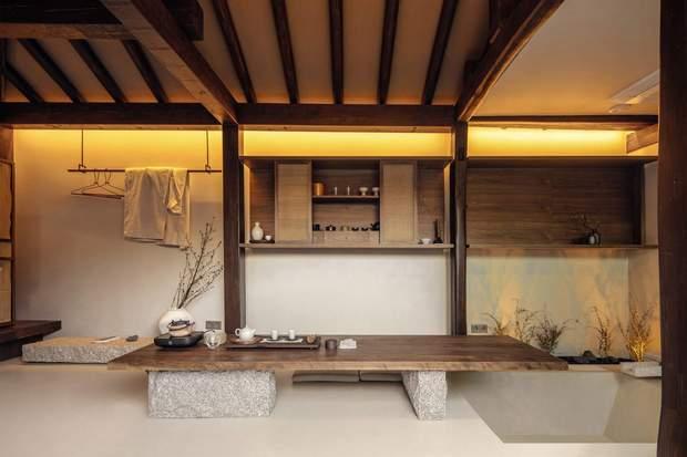 Столик для чаювання – обов'язковий атрибут / фото: Deezen