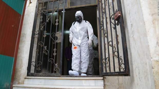 Сирія готується до коронавірусу