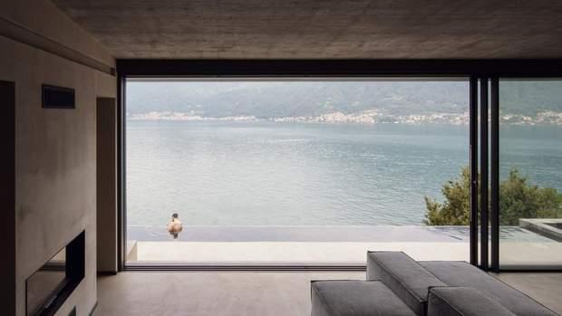 Завдяки розташуванню із вікна відкривається чудовий вид / фото: Deezen
