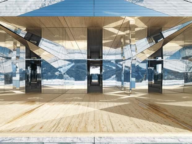 Цей архітектурний проєкт не є житловим / фото: Deezen