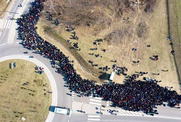 краковець кордон