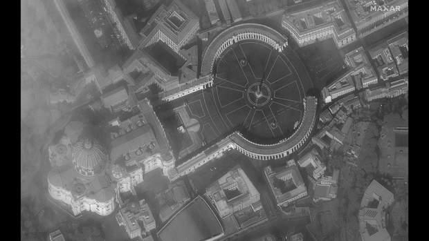 Как выглядят города во время карантина: снимки со спутника