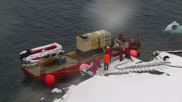 Антарктида, українські полярники