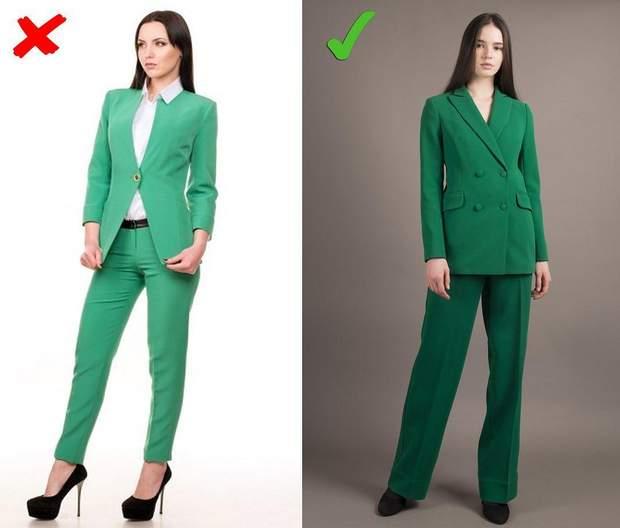 Обирайте правильний костюм на весну
