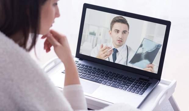 Українці зможуть віддалено проконсультуватися в лікаря