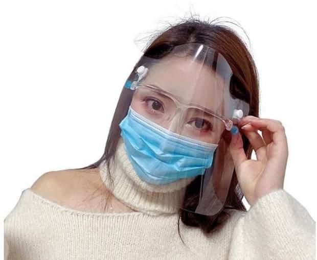 Захисна маска Anti-foaming Splash Proof Shield A