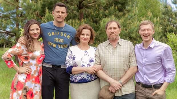 серіал Кайдашева сім'я