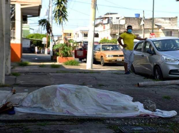 Коронавірус в Еквадорі