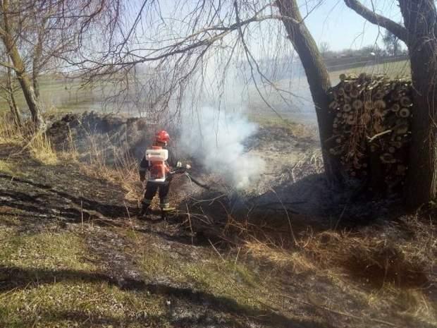 Пожежа Житомир
