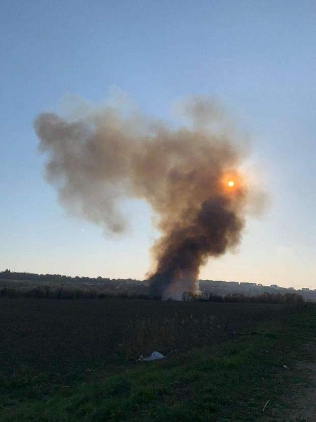 Пожежа у Чернівцях