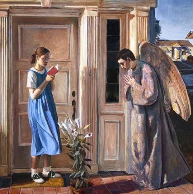 Привітання з Благовіщенням