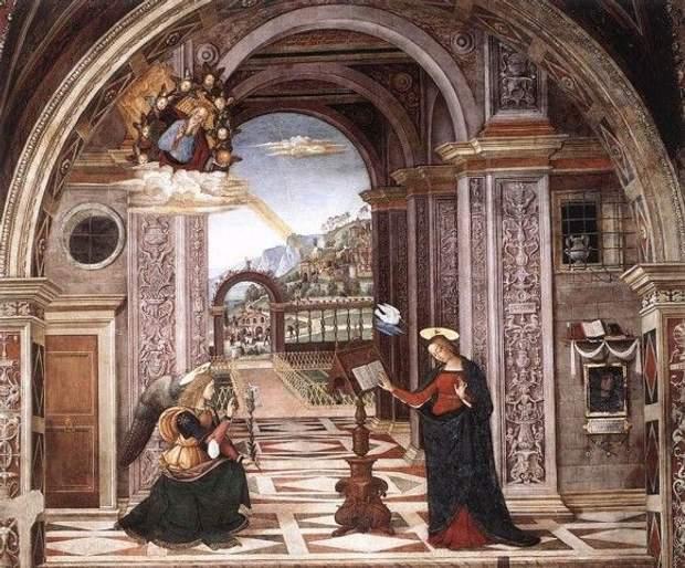 Привітання з Благовіщенням у віршах