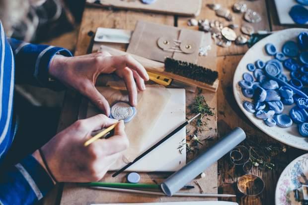 Ви можете створювати власні оригінальні вироби