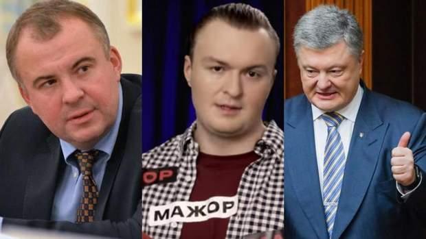 порошенко гладковський