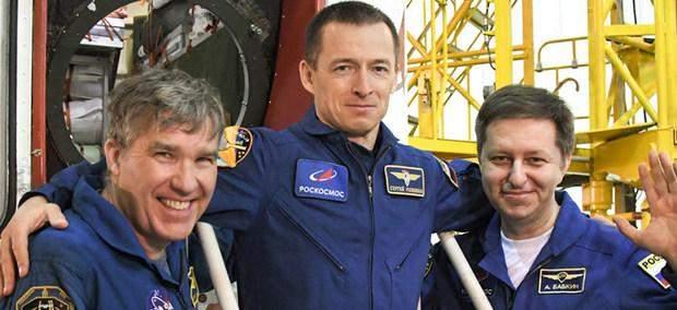Запуск на МКС