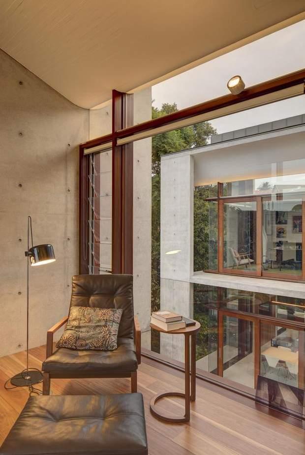 Архітектори використали цілковито інший підхід до опалення / фото: Emma Cross