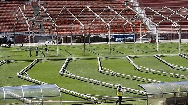 Стадіон Пакаембу