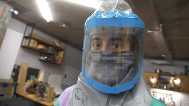 Харків маски коронавірус