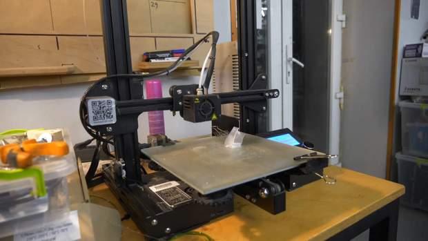 3D принтер Харків