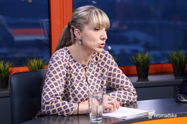 Ольга Бусловець