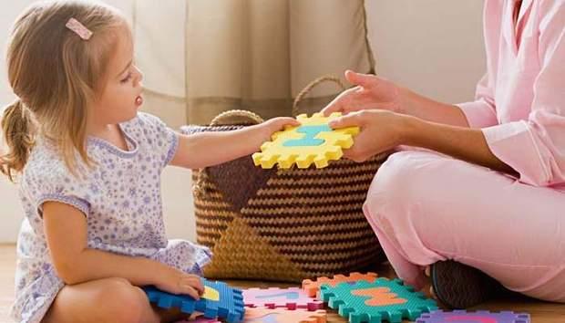 Знаходьте час на ігри з дітьми