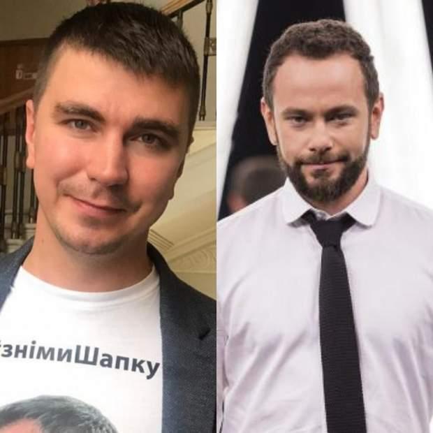 Антон Поляков Олександр Дубінський