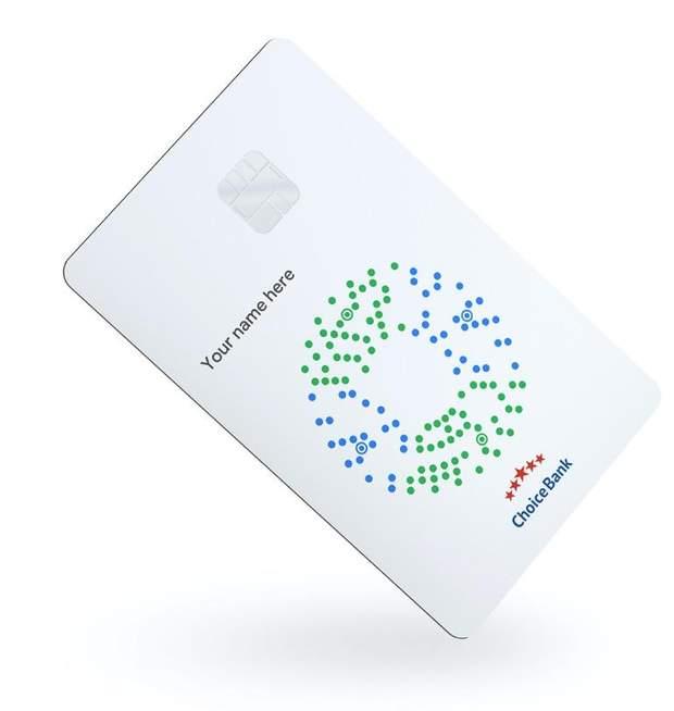 банківська картка Google