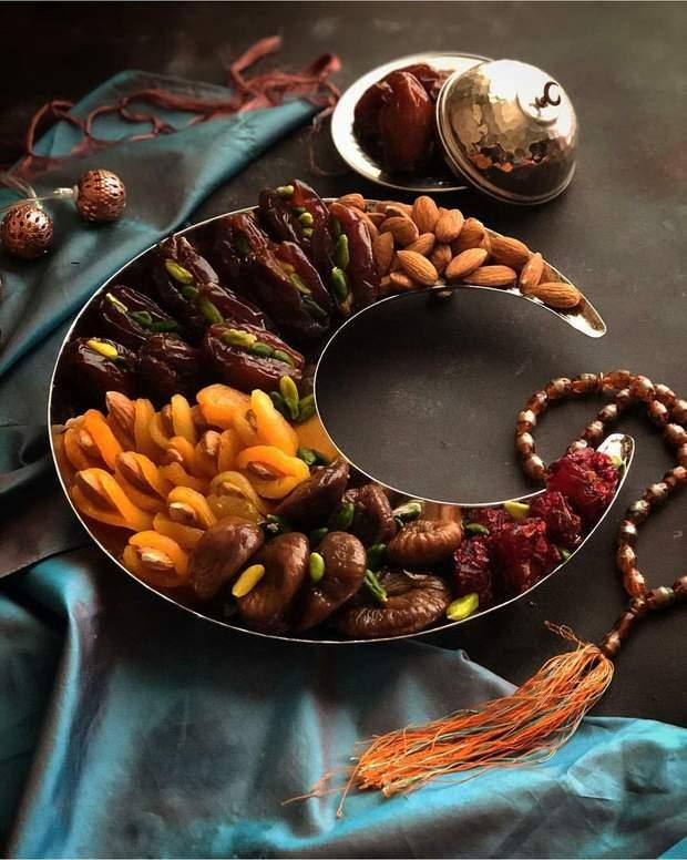 Їжа, яку дозволено їсти в Рамадан