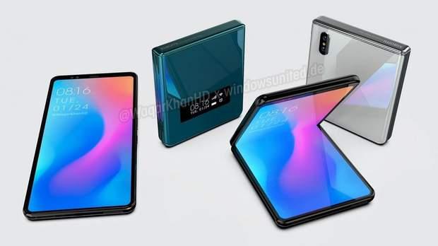 гнучкий смартфон від Xiaomi