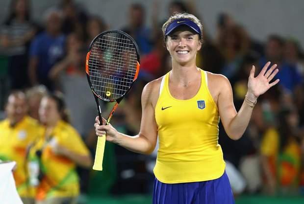 Еліна Світоліна теніс