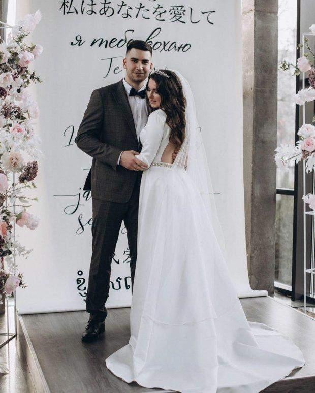 Весілля доньки Скрябіна