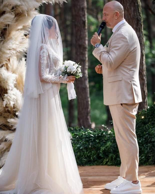 Весілля Потапа і Насті