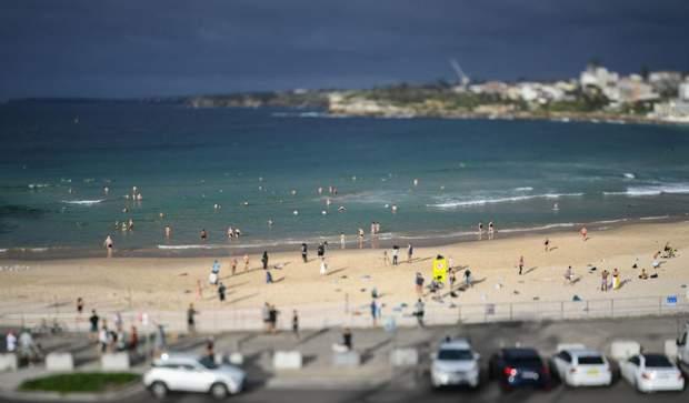пляж Австралія
