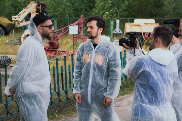 Валерій Коршунов з колегами
