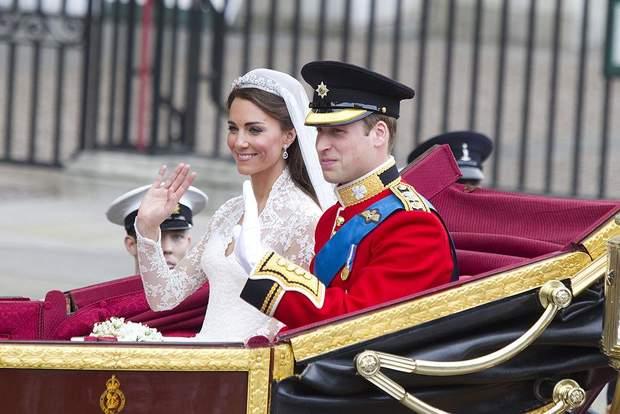 Весілля принца Вільяма і Кейт Міддлтон