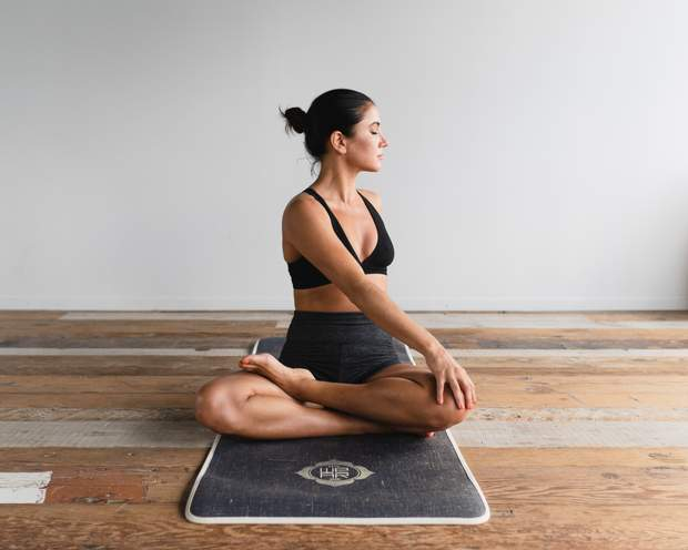Йога допоможе укріпити м'язи спинги