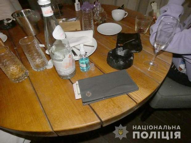 карантин порушення ресторан київ