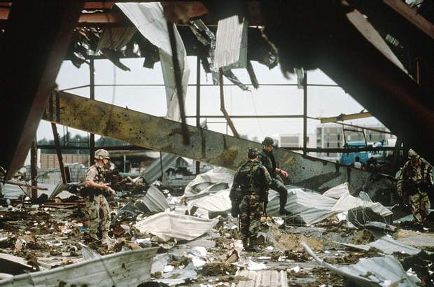 Ірак обстріли ракети
