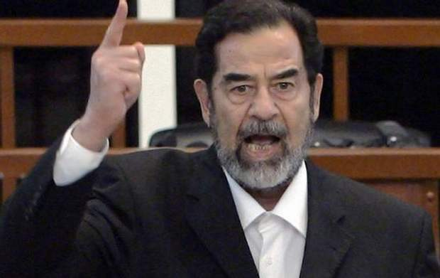 Саддам Хусейн Ірак