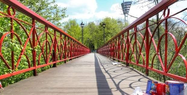 міст закоханих київ