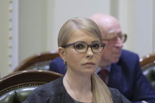 юлія тимошенко мільйонерка