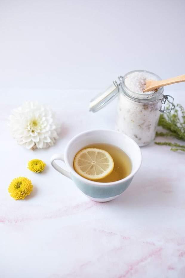 Лимонний скраб в домашніх умовах