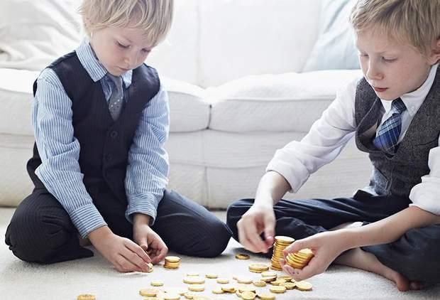 Діти в бізнесі