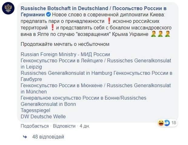 Росія Німеччина Крим